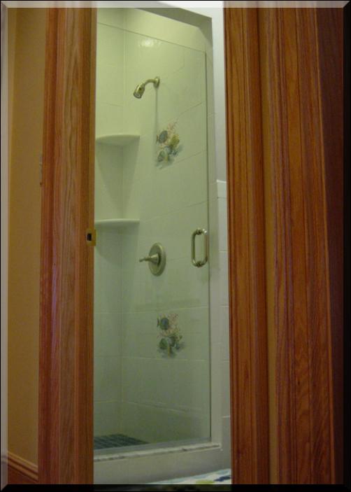 Quot Frameless Shower Doors Frameless Shower Enclosures Etched Shower Doors Etched Showers